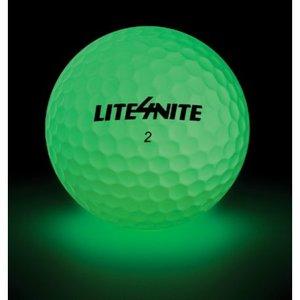 Lite Golf ballen 6 stuks