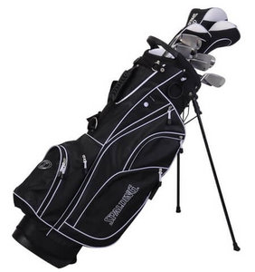Spalding True Black Heren Golfset Staal