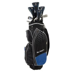 Ben Sayers M8 Full Golf Set Graphite Cartbag