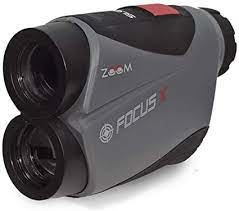Zoom Focus X Range Finder Charcoal Black Red