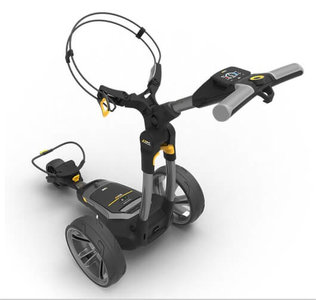 Powakaddy CT6 Gun Metal 36 Hole Lithium XL EU