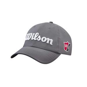 Wilson Pro Tour Cap Gray