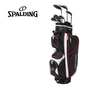 Spalding True Black Dames Golfset Graphite