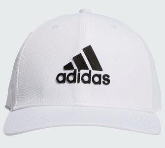 Adidas Tour Snapback Cap White