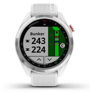 Garmin Approach S42 Golf GPS Poised White