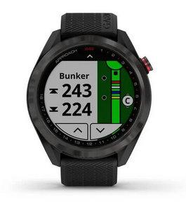 Garmin Approach S42 Golf GPS Gun Metal