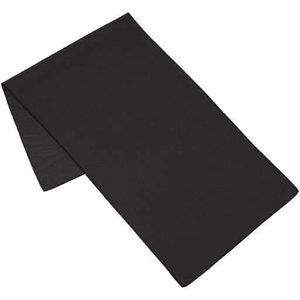 Skymax Microfiber Handdoek Zwart