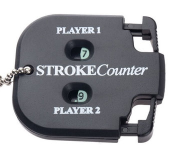 Golf Shot Counter 2 in 1 score teller