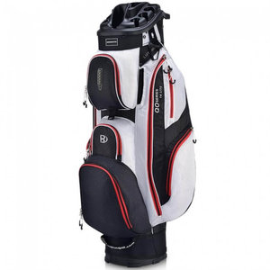 Bennington QO14 WR Cartbag Black White Red