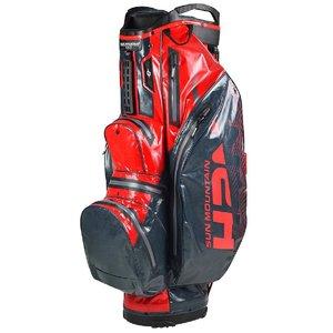 Sun Mountain Cartbag H2NO Lite Gunmetal Red
