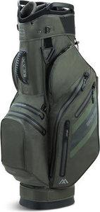 Big Max Aqua Style 3 Cartbag Storm Olive