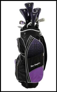 Ben Sayers M8 Complete Golfset Dames