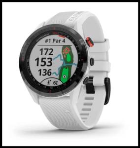 Garmin S62 Premium Golf GPS Wit