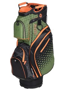 Fastfold Flash Cartbag Green Orange