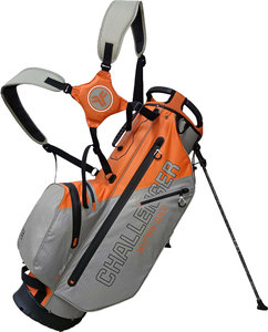 Fastfold Challenger Waterproof Standbag Gray Orange