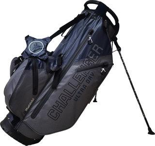 Fastfold Challenger Waterproof Standbag Navy Charcoal