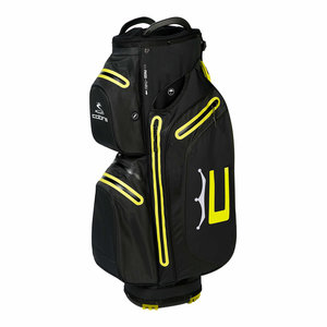 Cobra Ultradry Pro Cartbag Black Fluo Yellow