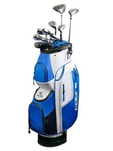 Cobra XL Speed Complete golfset Heren 15-Delig 2021