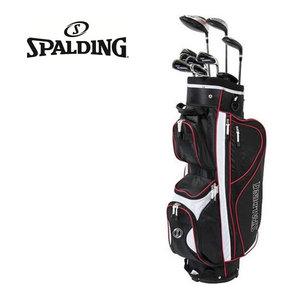 Spalding True Black Dames Golfset Graphite