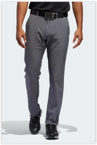Adidas Ultimate365 Tapered Golfbroek Charcoal