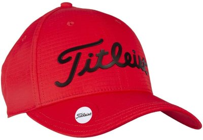 Titleist Performance Ball Marker Cap Red