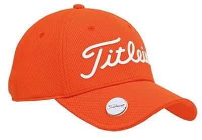 Titleist Performance Ball Marker Cap Orange