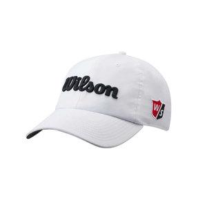 Wilson Pro Cap  White Junior