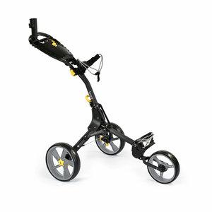iCart Compact Evo Golf Trolley Black Grey