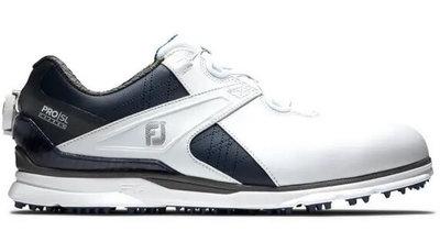 Footjoy Pro SL Carbon BOA White Navy