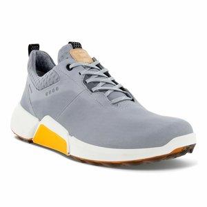 Ecco M Golf Biom H4 Silver Grey