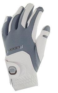 Zoom Weather Style Heren Golf Handschoen Wit Grijs