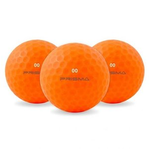 Masters Prisma Fluoro Golfballen Orange