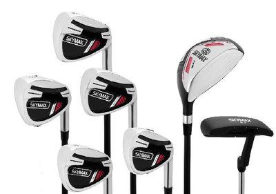 Skymax S1 Halve Golfset Dames Graphite