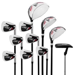 Skymax S1 Complete Heren Golfset Graphite Links