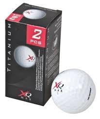 XQ Max Golf Ballen 60 stuks