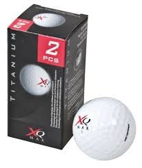 XQ Max Golf Ballen 12 stuks