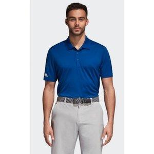 Adidas Performance Golf Polo Kobalt