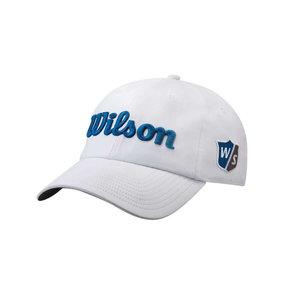 Wilson Pro Tour Cap White Blue