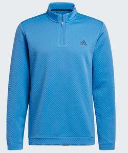 Adidas Primegreen Water Restistant Quarter Zipp Sweater Blauw