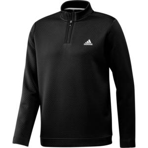 Adidas Primegreen Water Restistant Quarter Zipp Sweater Zwart