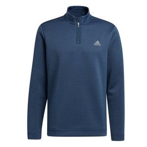 Adidas Primegreen Water Restistant Quarter Zipp Sweater Navy