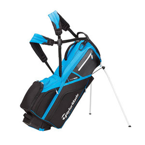 Taylormade FlexTech Crossover Stand Bag Blue21 Black