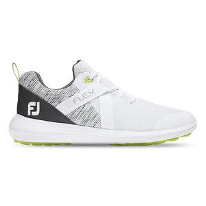 Footjoy Flex Wit Charcoal Lime