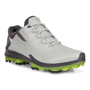 Ecco M Golf Biom G-3 Gore-Tex White Lime