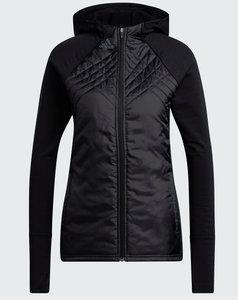 Adidas Hybride Quilt Dames Golfjas Zwart