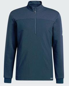 Adidas Hybrid 1/4 Rits Sweater CreNav