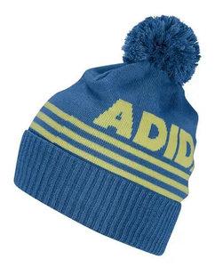 Adidas Beanie Font Beanie Blauw