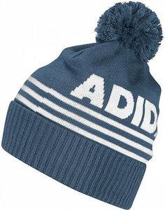 Adidas Beanie Font Beanie Blauw Wit