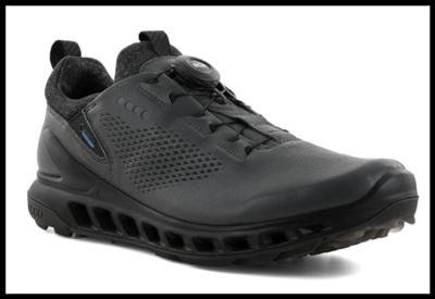 Ecco M Golf Biom Cool Pro Dark Shadow R BOA Yak Gore Tex