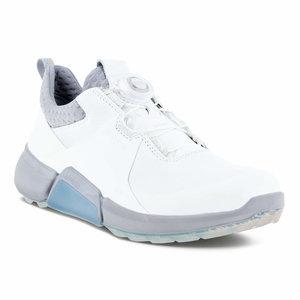 Ecco M Golf Biom BOA H4 White Silver Grey